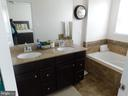 Master Bathroom - 45938 GRAMMERCY TER, STERLING
