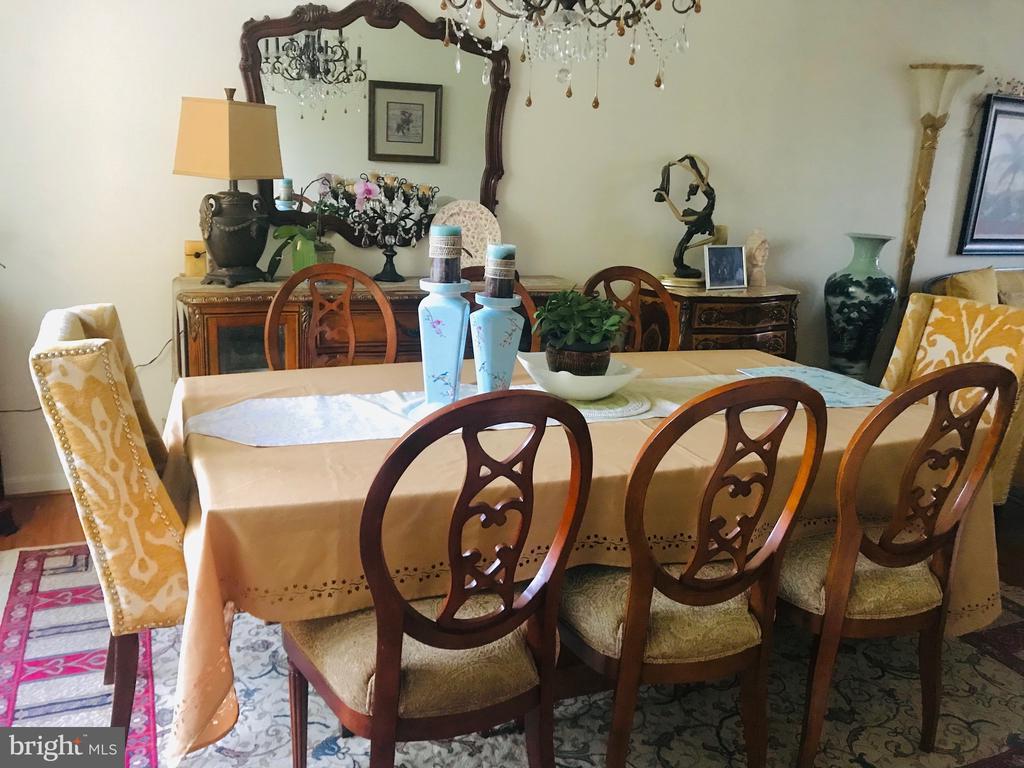 Dining Room - 20944 SCOTTSBURY DR, GERMANTOWN