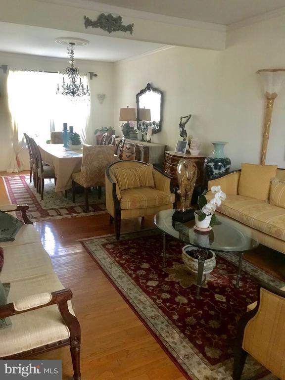 Dining/Living Room - 20944 SCOTTSBURY DR, GERMANTOWN