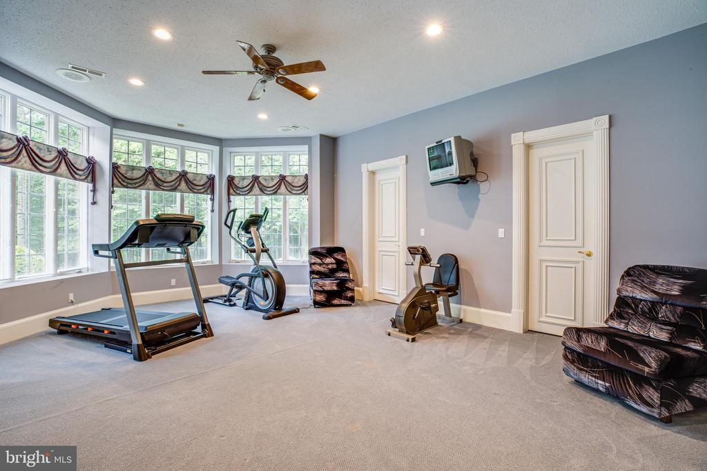 EXERCISE ROOM / BEDROOM 6 - 11510 BALDY EWELL WAY, SPOTSYLVANIA