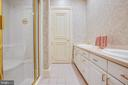 STEAM SHOWER FULL BATH LOWER LEVEL - 11510 BALDY EWELL WAY, SPOTSYLVANIA