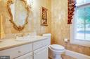 POWDER ROOM - 11510 BALDY EWELL WAY, SPOTSYLVANIA