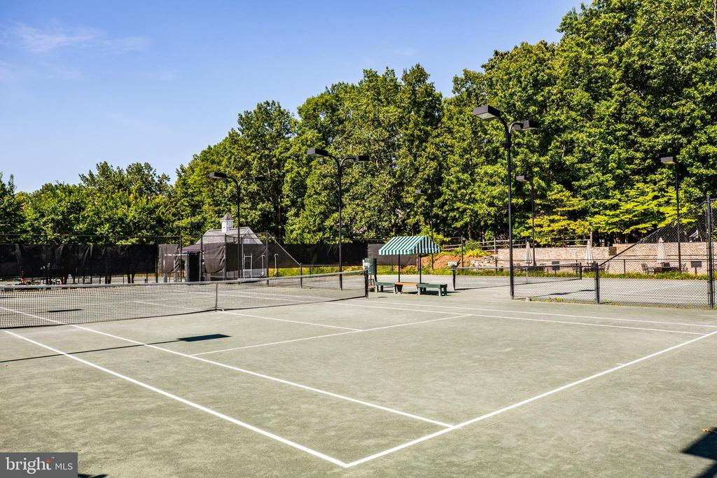 OUTDOOR TENNIS - 11510 BALDY EWELL WAY, SPOTSYLVANIA