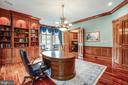 CUSTOM BUILT IN CABINETRY - 11510 BALDY EWELL WAY, SPOTSYLVANIA