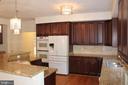 Kitchen - 1129 ROUND PEBBLE LN, RESTON