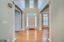 Entry Foyer - 862 CENTRILLION DR, MCLEAN