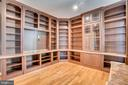 Extensive, custom built ins. - 862 CENTRILLION DR, MCLEAN