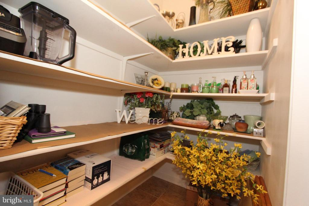 Huge walk-in pantry - 4303 SARATOGA SPRINGS CT, MIDDLETOWN