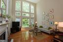 Amazing Great Room with wall of window - 4303 SARATOGA SPRINGS CT, MIDDLETOWN