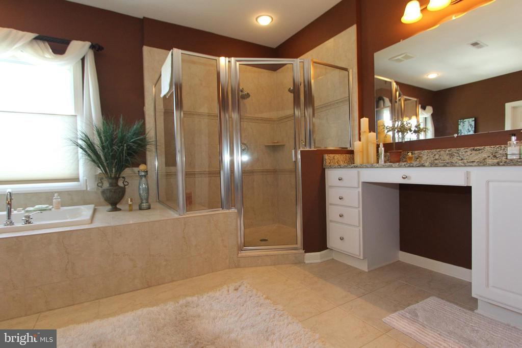 Master Bath, view 5 - 4303 SARATOGA SPRINGS CT, MIDDLETOWN