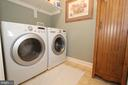 Upstairs laundry room - 4303 SARATOGA SPRINGS CT, MIDDLETOWN