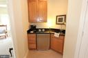 Master suite wet bar/coffee station - 4303 SARATOGA SPRINGS CT, MIDDLETOWN