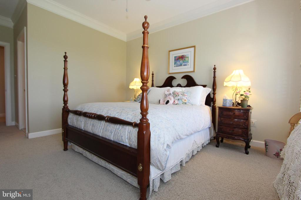 Newer carpeting, celiing fan and private bath - 4303 SARATOGA SPRINGS CT, MIDDLETOWN