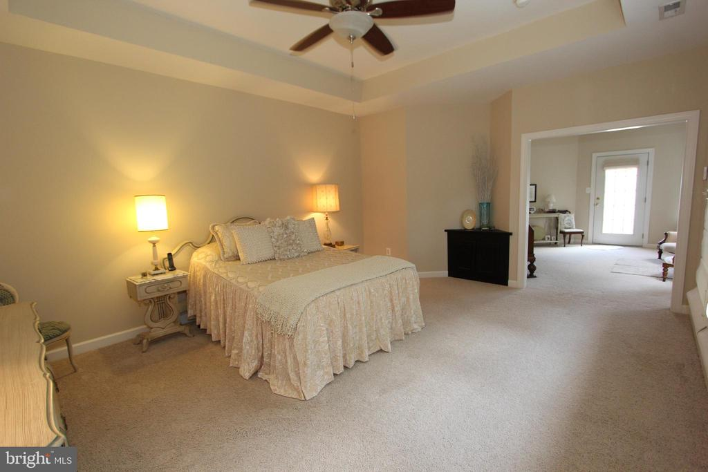 Newer, upgraded carpeting and ceiling fan - 4303 SARATOGA SPRINGS CT, MIDDLETOWN