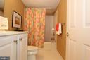 Lower level full bath - 4303 SARATOGA SPRINGS CT, MIDDLETOWN