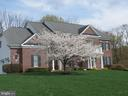 Front exterior spring view! - 4303 SARATOGA SPRINGS CT, MIDDLETOWN