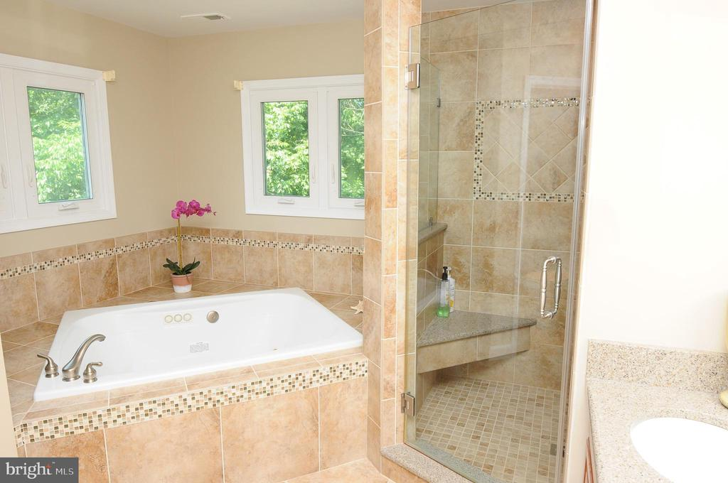 Spa master bath - 46432 MONTGOMERY PL, STERLING