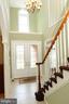 Beautiful custom doors - 46432 MONTGOMERY PL, STERLING