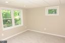 5th bedroom with full size windows - 46432 MONTGOMERY PL, STERLING