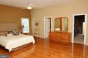 Master bedroomn - 46432 MONTGOMERY PL, STERLING