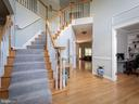 Foyer - 6912 WINTER LN, ANNANDALE