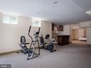 Recreation room - 6912 WINTER LN, ANNANDALE