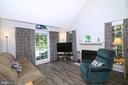Living Room - 15046 SILVER LEAF CT, DUMFRIES