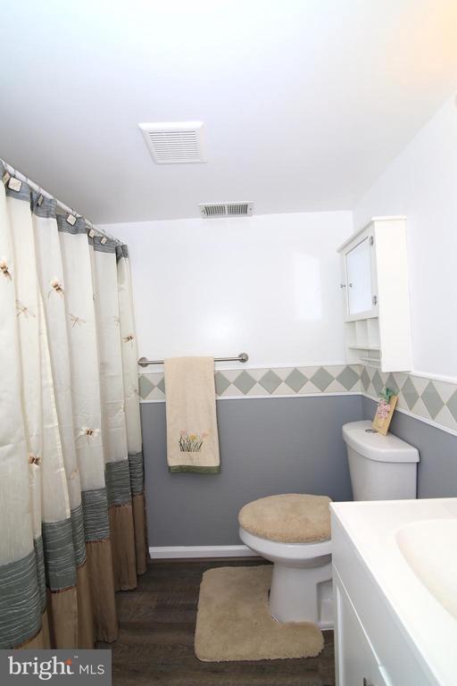 LL 2nd Full Bath - 15046 SILVER LEAF CT, DUMFRIES