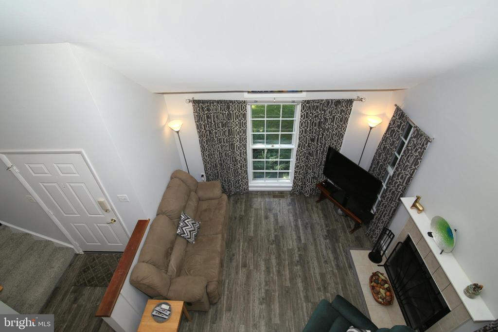 View from Loft - 15046 SILVER LEAF CT, DUMFRIES
