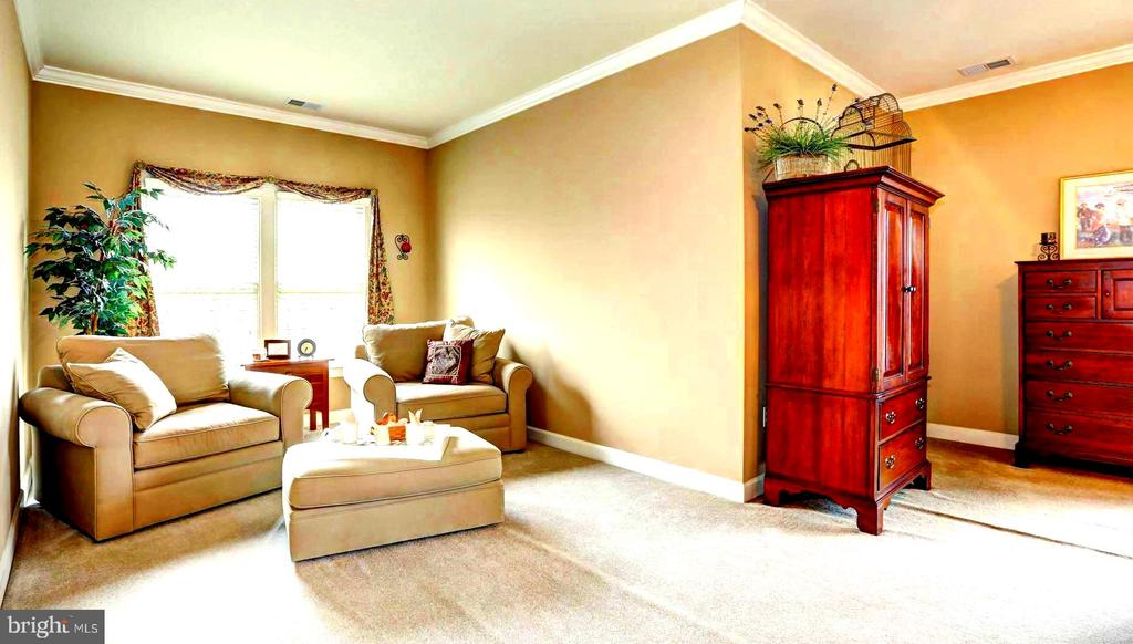 Owners sitting room - 22910 PEACH TREE RD, CLARKSBURG