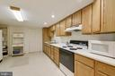 Basement kitchen perfect for in-laws or a renter - 23266 WATSON RD, LEESBURG