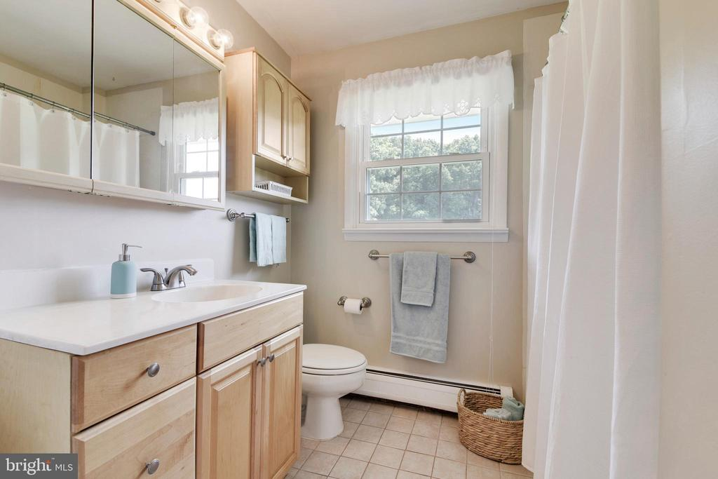 Main Level Full Bath - 23266 WATSON RD, LEESBURG