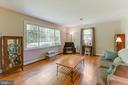 Beautiful hardwood floors & lots of natural light - 23266 WATSON RD, LEESBURG
