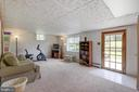 Fully Finished Basement - 23266 WATSON RD, LEESBURG