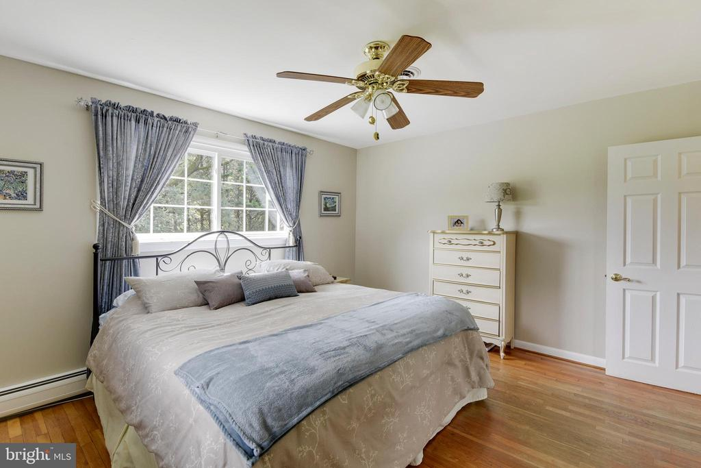 Spacious Master Bedroom - 23266 WATSON RD, LEESBURG