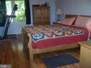 Master Bedroom with newer installed wood floors - 3548 WINDING RD, PARTLOW