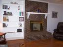 Built in shelving for those most loved books!! - 3548 WINDING RD, PARTLOW