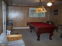 Lower level rec room with space for pool table!! - 3548 WINDING RD, PARTLOW