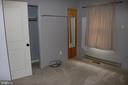 Master Bedroom with hall bath access - 11336 WHEELER RD, SPOTSYLVANIA