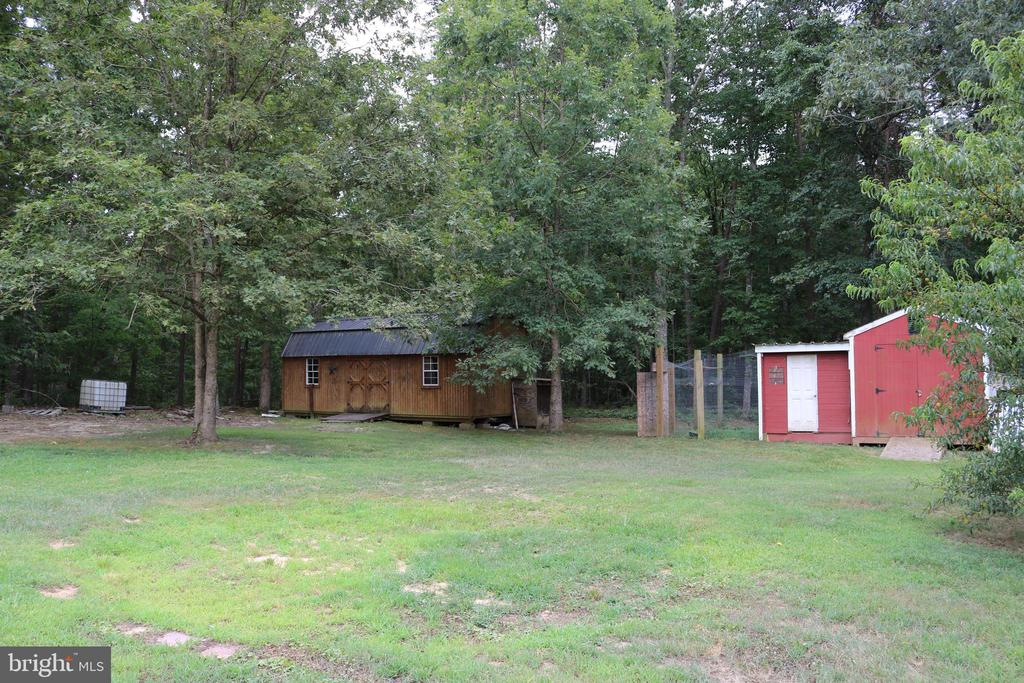 Two Outbuildings - 11336 WHEELER RD, SPOTSYLVANIA