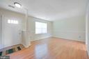 Foyer/Living Room - 8629 CARTWRIGHT CT, MANASSAS PARK
