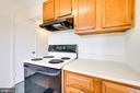 Kitchen - 8629 CARTWRIGHT CT, MANASSAS PARK