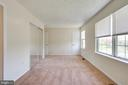 Master Bedroom - 8629 CARTWRIGHT CT, MANASSAS PARK
