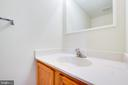Half Bath - 8629 CARTWRIGHT CT, MANASSAS PARK