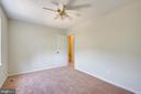 Bedroom - 8629 CARTWRIGHT CT, MANASSAS PARK