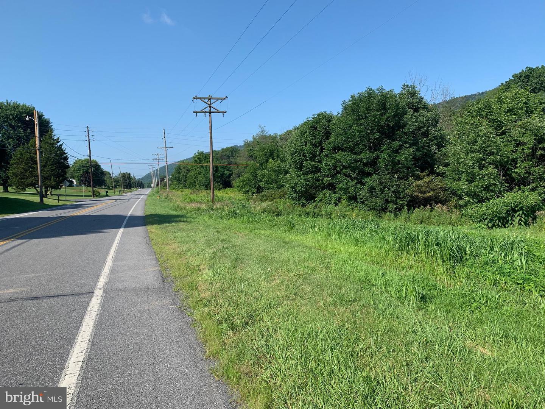 Terrain pour l Vente à Everett, Pennsylvanie 15537 États-Unis