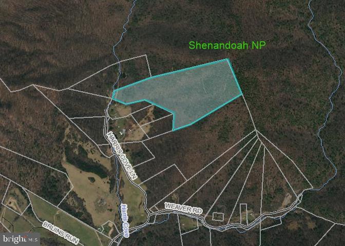 Land for Sale at Shenandoah, Virginia 22849 United States