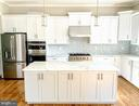Quartz Countertops - 6617 GREENLEAF ST, SPRINGFIELD