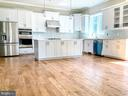 Gourmet Kitchen - 6617 GREENLEAF ST, SPRINGFIELD