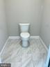 Master Bath Separate Water Closet - 6617 GREENLEAF ST, SPRINGFIELD